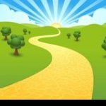 Yellow Brick Road Clip Art