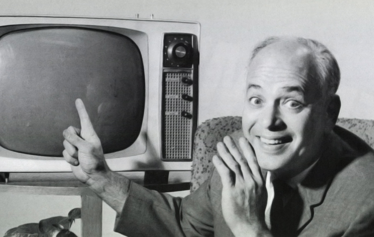 "The Granddaddy of 'Voyeur TV': Allen Funt's ""Candid Camera"""