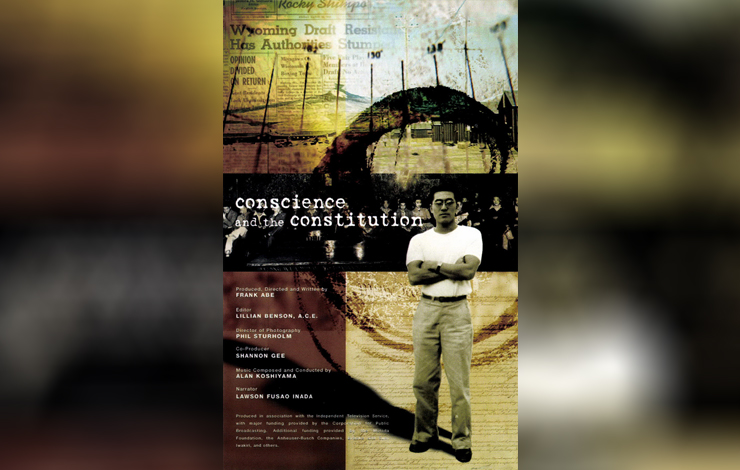 Frank Abe's <em>Conscience and the Constitution</em>, winner of the audience award for best feature film.