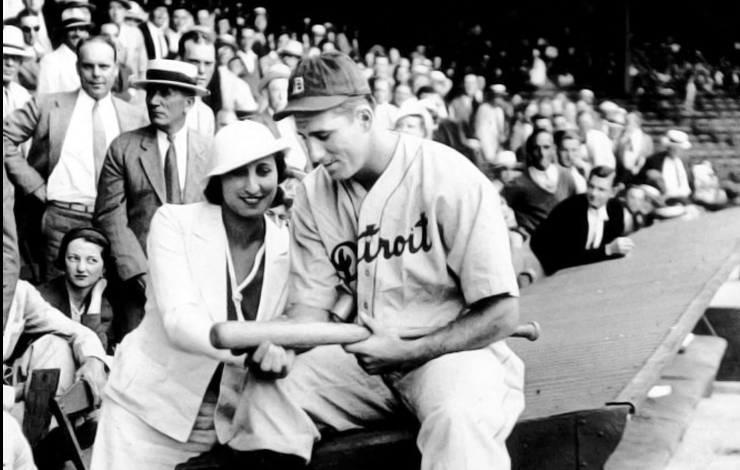Aviva Kempner's <em>The Life and Times of Hank Greenberg</em> recounts the career of the Jewish baseball player.