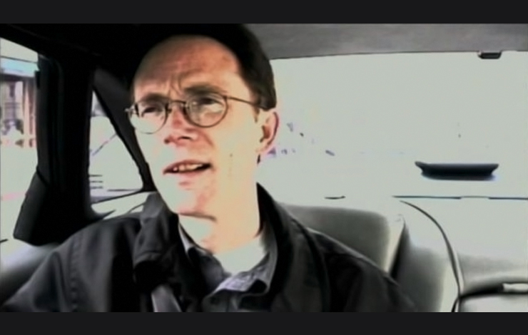 William Gibson: <em>No Maps for These Territories</em>