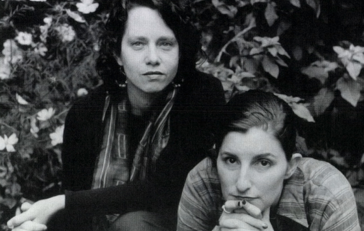Vicky Funari and Julia Query, the co-directors of <em>Live Nude girls Unite!</em>