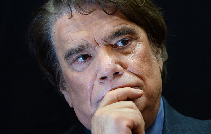 Bernard Tapie, the elusive subject of Marina Zenovich's <em>Who is Bernard Tapie?</em>