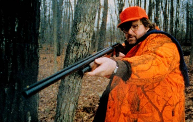 From Michael Moore's <em>Bowling for Columbine</em>