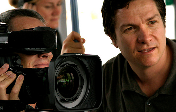 Director of Photography Harris Done with Director/Producer James Moll