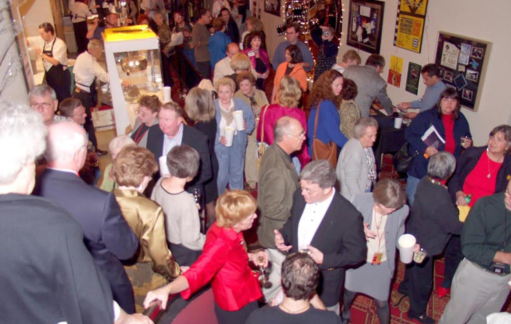 Opening Night at the Hot Spring Documentary Film Festival