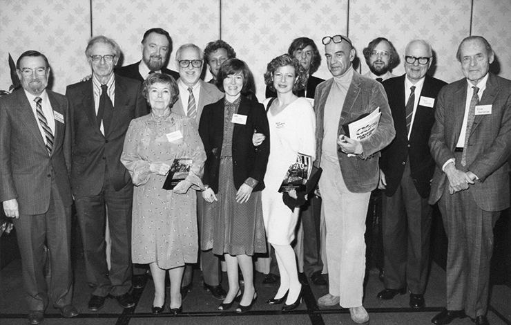 First IDA Award Winners, 1985