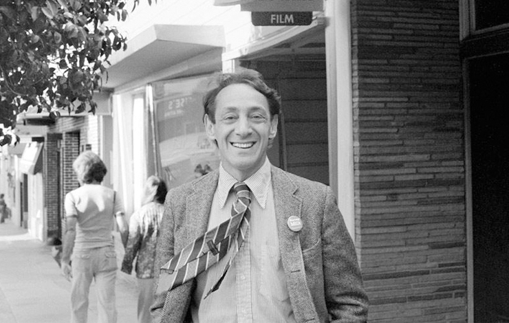 From Rob Epstein and Richard Schienchen's 'The Times of Harvey Milk'