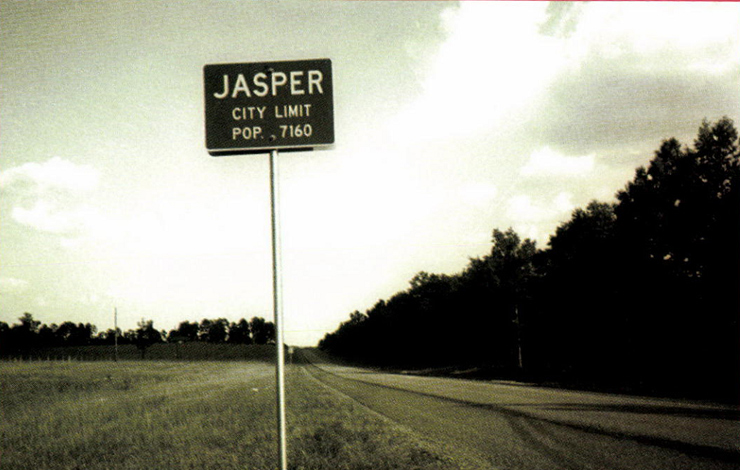 From Marco Williams and Whitney Dow's <em>Two Towns of Jasper</em>, an ITVS and National Black Programming Consortium co-presentation. Photo: Steven Miller.