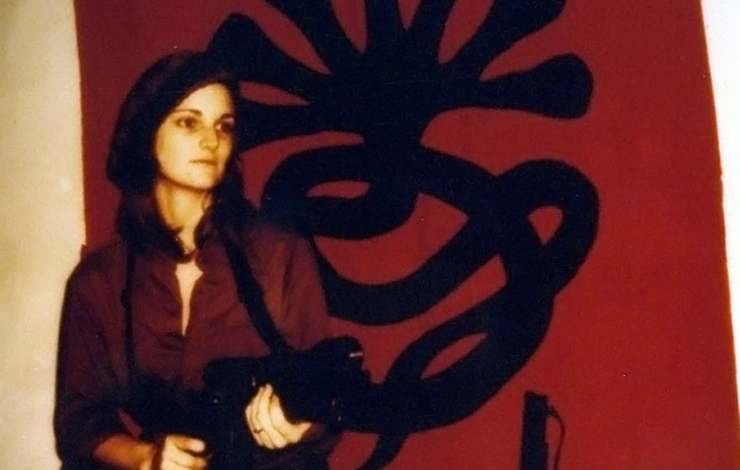 Tania, aka Patty Hearst. From Robert Stone's <em>Guerrilla: The Taking of Patty Hearst</em>, a Magnolia Pictures release. Courtesy of Magnolia Pictures