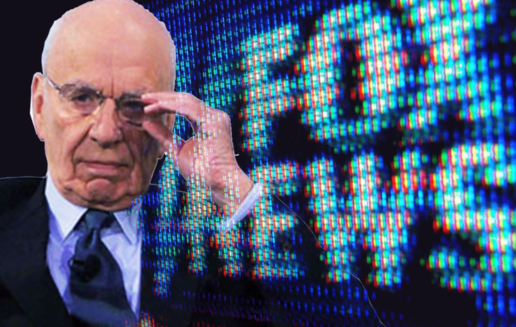 Robert Greenwald's 'Outfoxed: Rupert Murdoch's War on Journalism.'