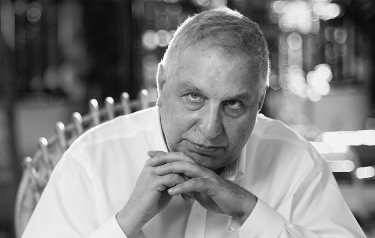 The filmmaker Errol Morris