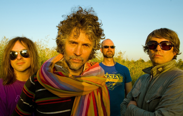 From Bradley Beesley's 'The Fearless Freaks,' a documentary about the Oklahoma-based art-punk band, the Flaming Lips, which premiered at SXSW