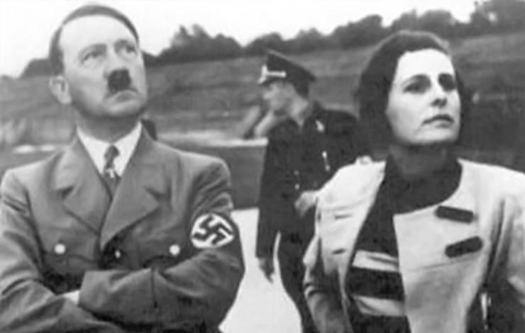 Ray Muller's 'The Wonderful, Horrible Life of Leni Riefenstahl.'