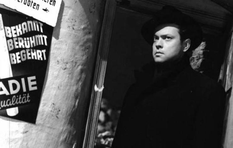 From Frederick Baker's 'Shadowing The Third Man,' which screened in the Cannes Classics sidebar. Courtesy of Media Europe