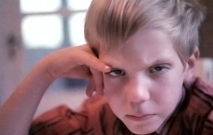 A young Mark Wexler, from his film <em>Tell Them Who You Are</em>. Photo: Mark S. Wexler