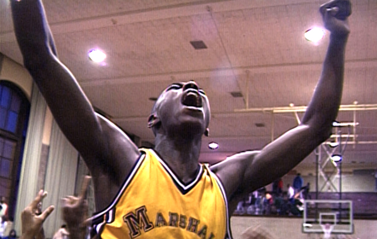 From 'Hoop Dreams.' Courtesy of Kartemquin Films.