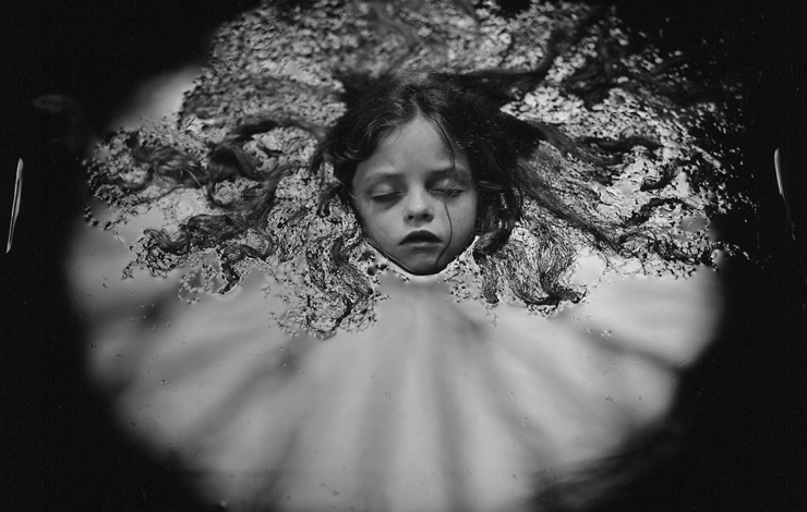 'At Warm Springs,' a photograph by Sally Mann, subject of Steven Cantor's What Remains