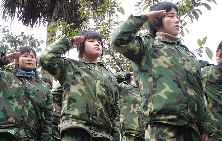 From <em>Brat Camp China</em>
