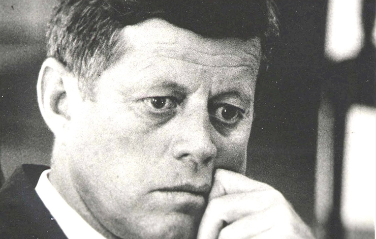 From Robert Drew's <em>A President to Remember: In the Company of John F. Kennedy</em>
