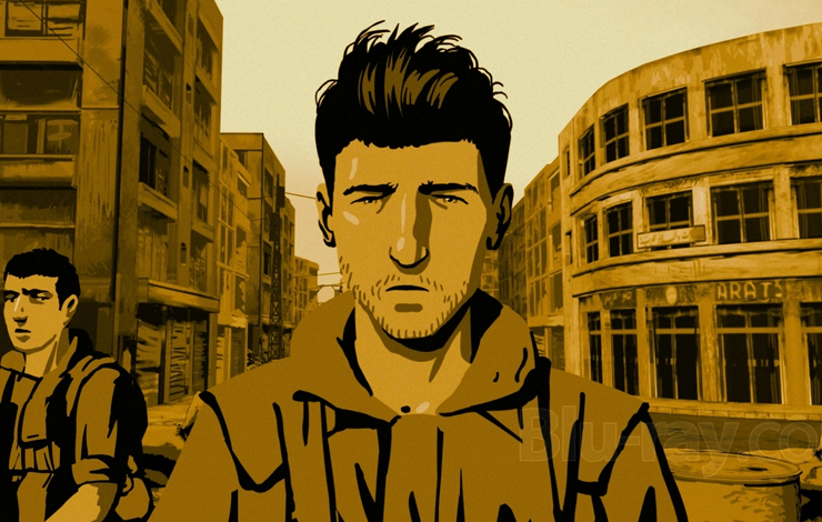 From 'Waltz With Bashir'