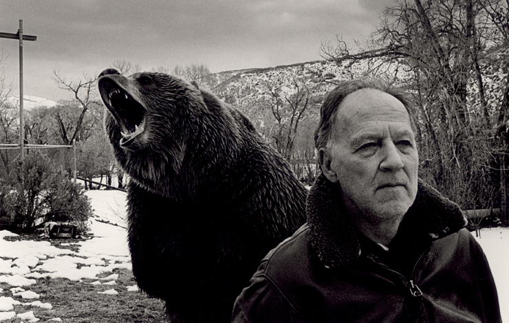 <em>Grizzly Man</em> director Werner Herzog, who won several awards this year