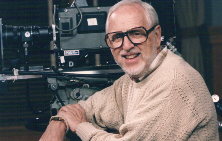 David Wolper, whose Wolper Organization was a pioneering force in documentary production during the first three decades of American television.