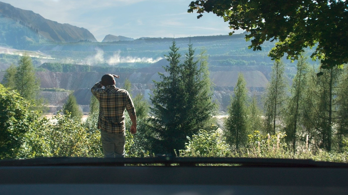 From Sebastian Brameshuber's 'Movements of a Nearby Mountain,' which won the Open City Award at Open City Documentary Festival.