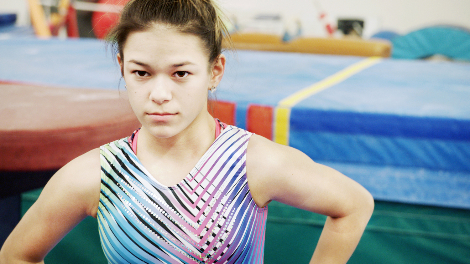 """From Erin Lee Carr's """"At the Heart of Gold: Inside the USA Gymnastics Scandal."""" Courtesy of HBO"""
