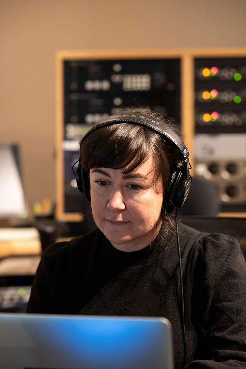 Laura Sporher, producer of the Radiotopia podcast Criminal. Courtesy of Radiotopia