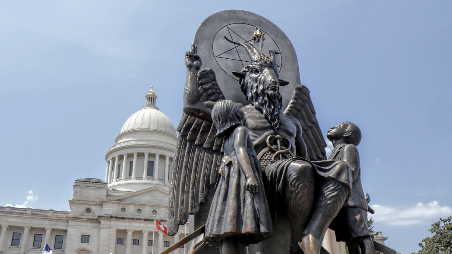 "From Penny Lane's 'Hail Satan?"" which opens April 17 through Magnolia Pictures. Courtesy of Magnolia Pictures"