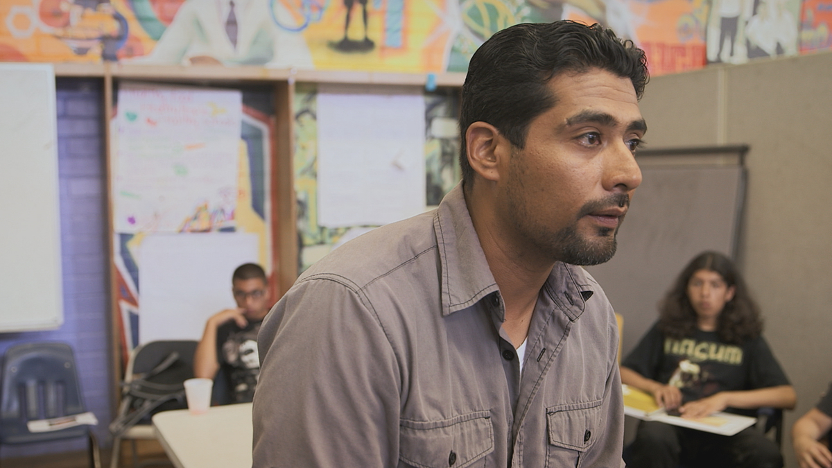 Victor Rios, Doc Star of the Month from Katie Galloway and Dawn Valadez' 'The Pushouts.' Courtesy of 'VOCES.'