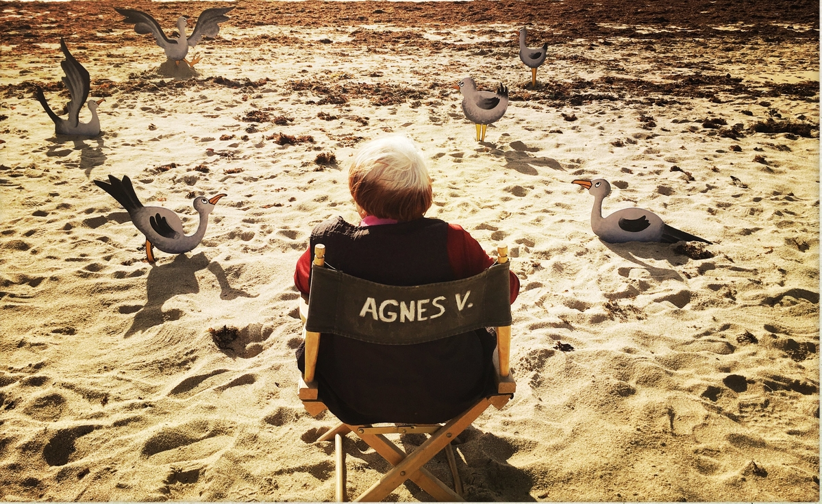 From Agnes Varda's 'Varda by Agnes.' Courtesy of mk2 Films