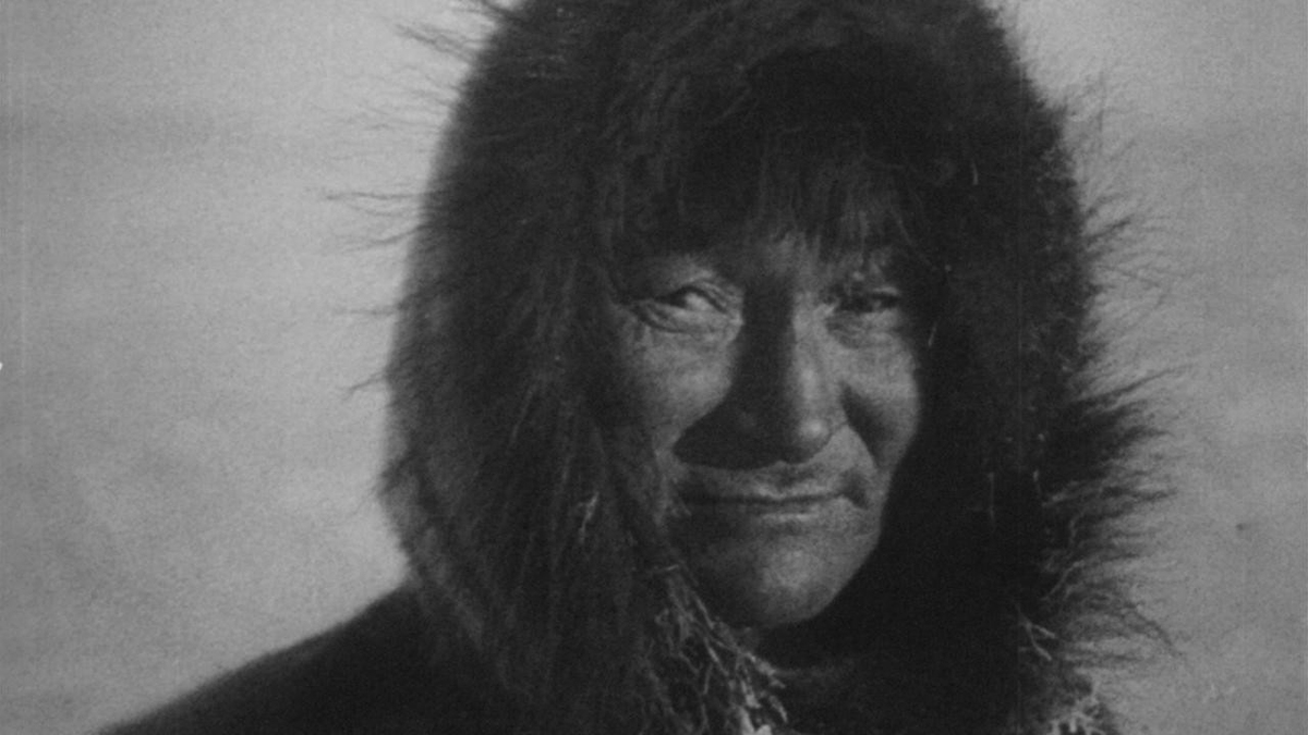 From Robert Flaherty's 'Nanook of the North.'