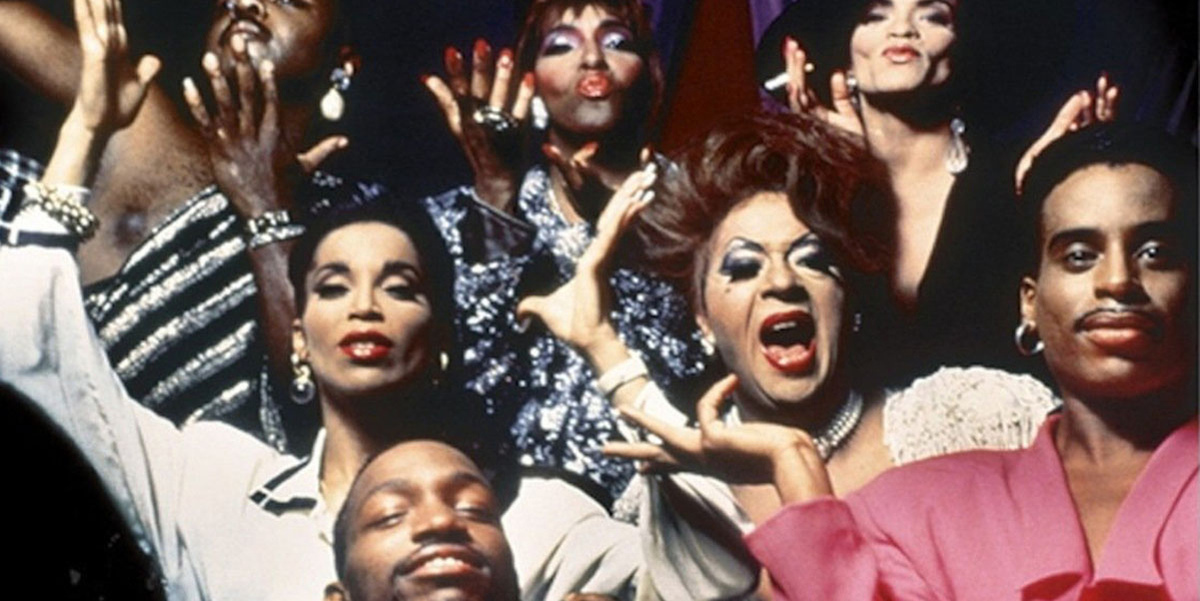 From Jennie Livingston's 'Paris Is Burning.'