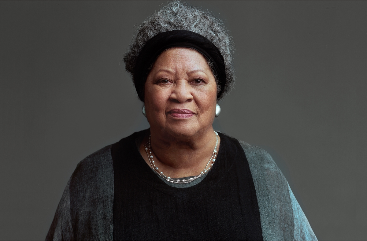 From Timothy Greenfield-Sanders' 'Toni Morrison: The Pieces I Am,' now streaming on VOD platforms. Magnolia Pictures, the James L. Knight Foundation and  O Cinema will stream the film for free on June 21, followed by a virtual discussion on June 22. (c) Timothy Greenfield-Sanders/Courtesy of Magnolia Pictures