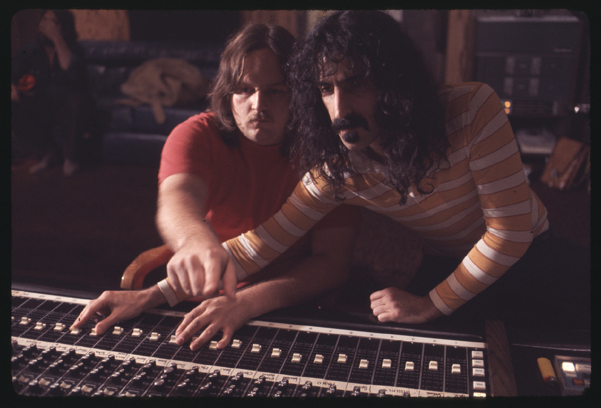 From Alex Winter's 'Zappa,' a Magnolia Pictures release. Photo: Yoram Kahana. Courtesy of Magnolia Pictures