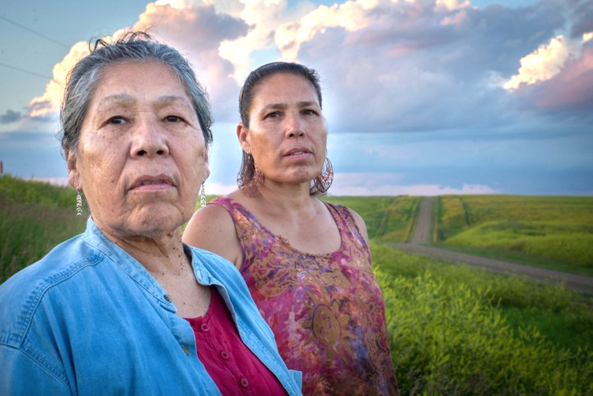 From Christina D. King and Elizabeth Castle's 'Warrior Women, which screens November 13 on WORLD Channel as part of Native American Heritage Month.