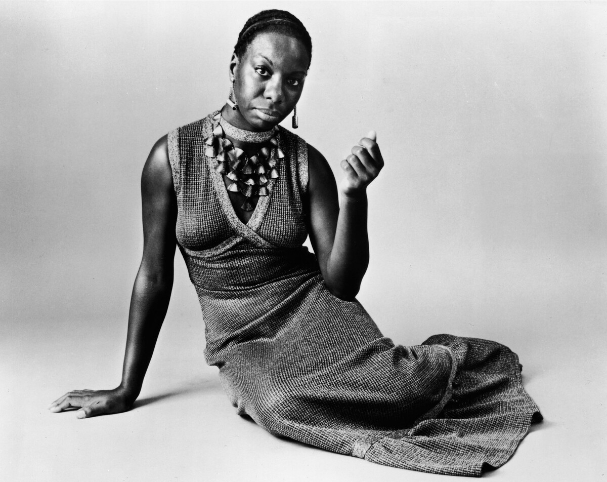 Nina Simone, featured in Yoruba Richen's 'How It Feels To Be Free,' which streams on 'American Masters' through February 16. Photo: Ava Tews. Courtesy of Hulton Archive via Getty Images