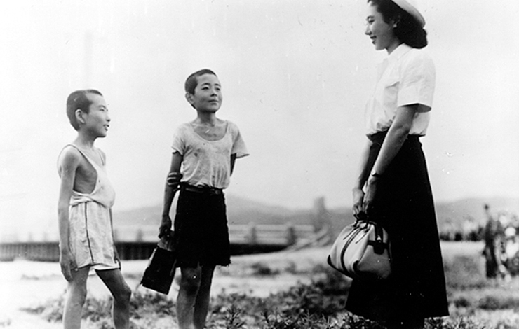 From <em>Children of Hiroshima</em>