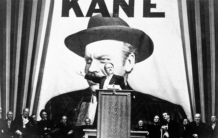 Most first-time viewers of <em>Citizen Kane</em>  don't realize that the News on the March short that opens the film is a clever parody of a series of theatrical shorts produced by Time, Inc.