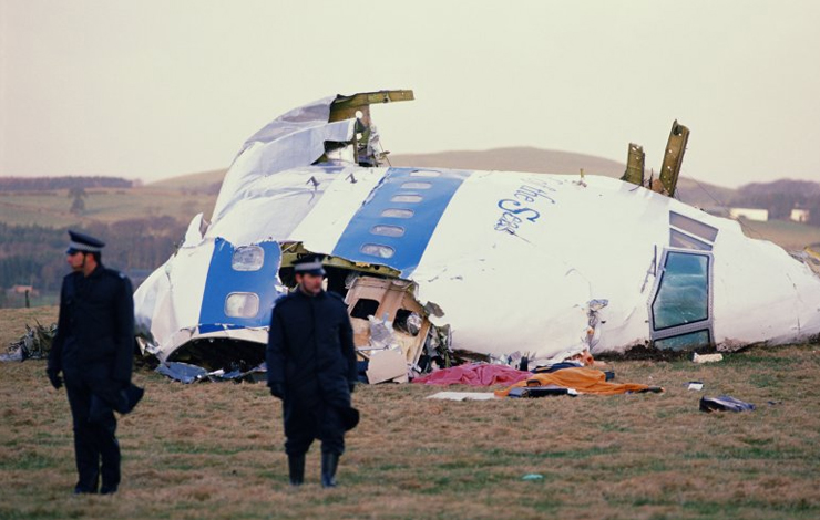 From <em>Why Lockerbie?</em>, or <em>The Tragedy of Flight 103 </em>
