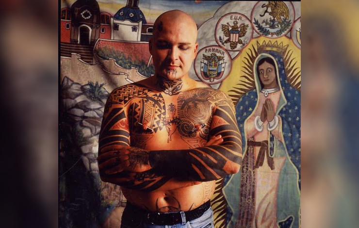 Ron Athey, who was featured on the documentary <em>Hallejulah!: Ron Athey, A Story of Deliverance</em>