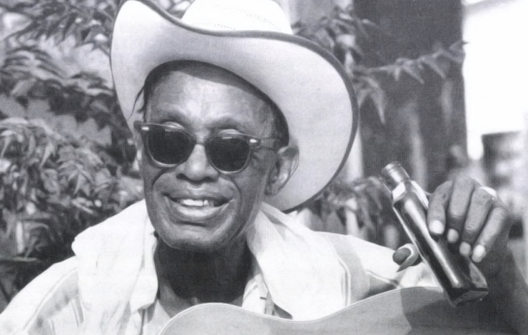 From <em>The Blues Accordin' to Lightnin' Hopkins</em>