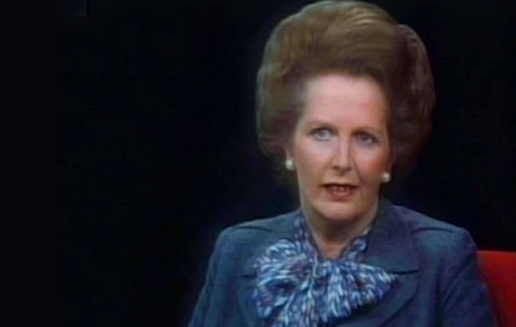 Nick Broomfield's <em>Tracking Down Maggie: The Unofficial Biography of Margaret Thatcher</em>