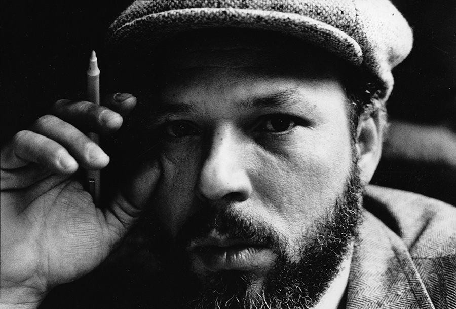 Playwright August Wilson. Courtesy of The Estate of August Wilson