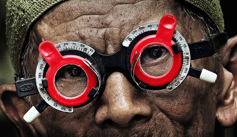 From Joshua Oppenheimer's 'The Look of Silence.' Courtesy of Drafthouse Films
