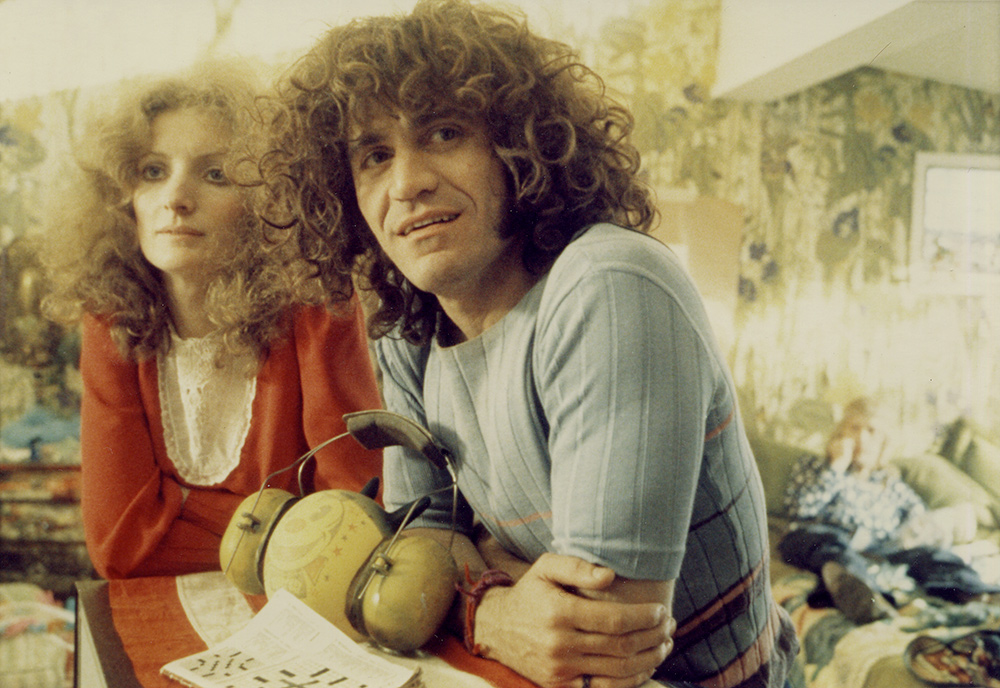 From Agnes Varda's 'Lions Love.' Courtesy of Film Society of Lincoln Center