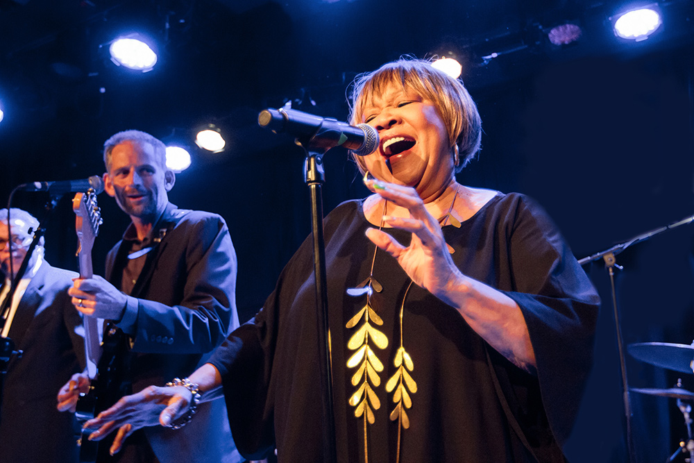 Mavis Staples, subject of Jessica Edwards' 'Mavis!' Photo: Marc PoKempner/Film First