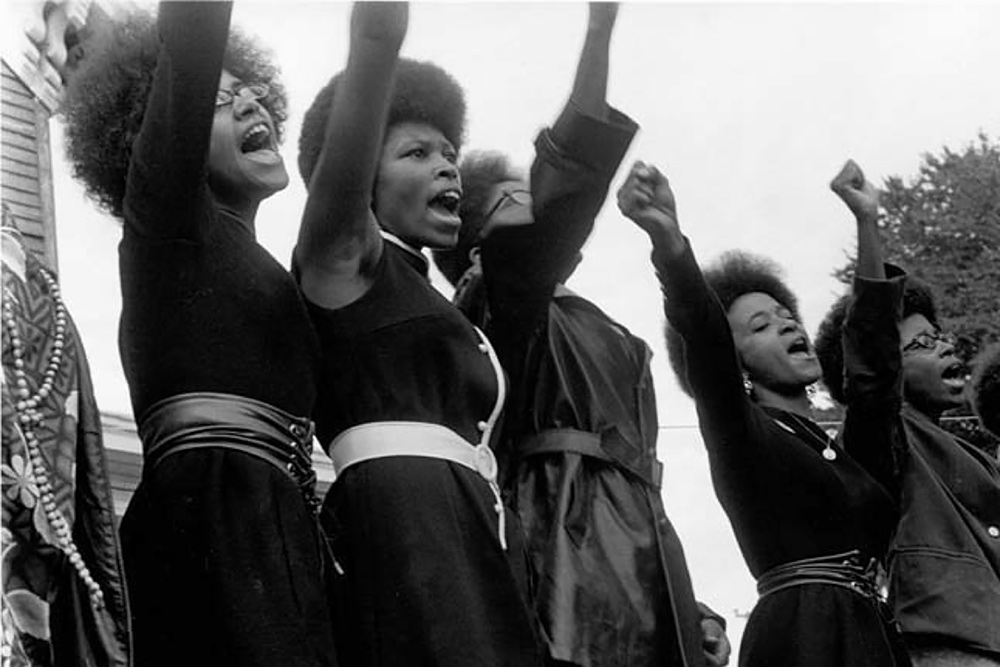 From Stanley Nelson's 'The Black Panthers: Vanguard of the Revolution.' Photo: Pirkle Jones Courtesy of the San Francisco Film Society.